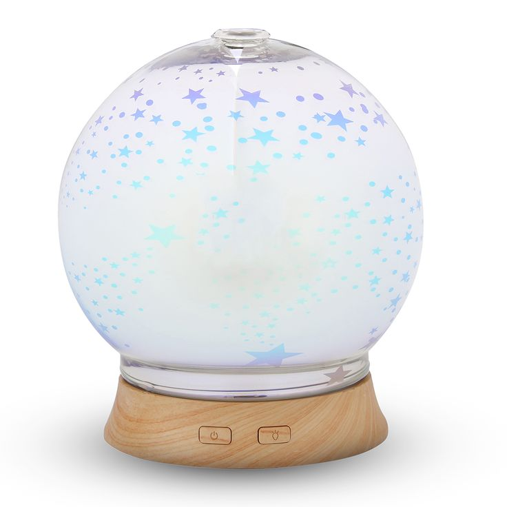 Essential Oil Aroma Diffuser Ultrasonic Humidifier Aromatherapy 3D LED Light