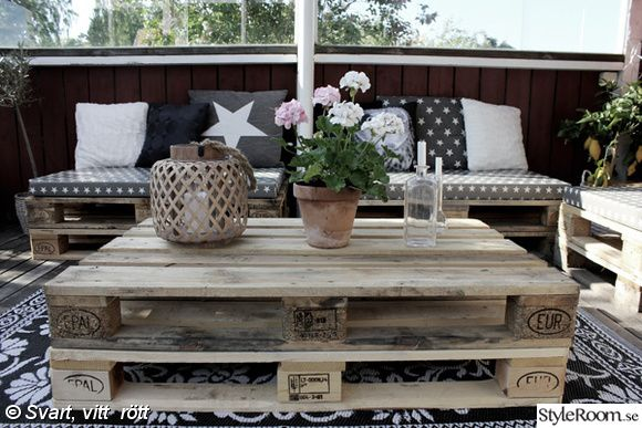 lastpall bord,lastpallar soffa,altan,inredning altan