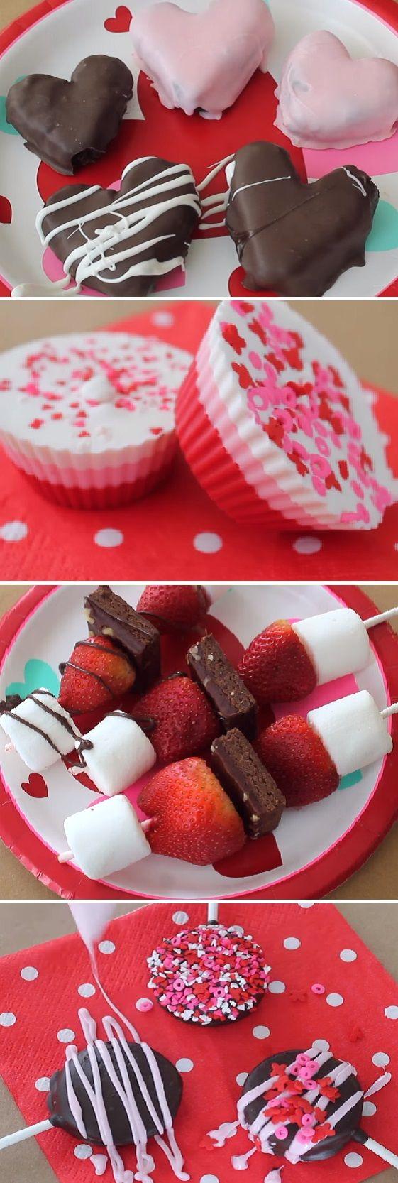 7 Postres de San Valentin Sin Horno. Recetas románticas¨ #sanvalentin #valentinesday #valentine #love #azúcar #tips #cupcakes #cakes #dulces #receta #recipe #casero #torta #tartas #pastel #nestlecocina #bizcocho #bizcochuelo #tasty #cocina #chocolate #pan #panes Si te gusta dinos HOLA y dale a Me Gusta MIREN …