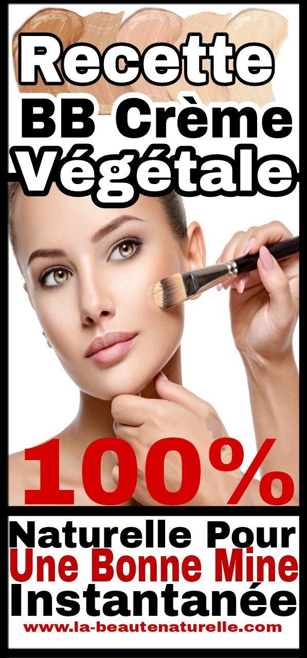 Recette bb cr me v g tale 100 naturelle pour une bonne mine instantan e cosm tique maison - Desodorisant naturel pour maison ...