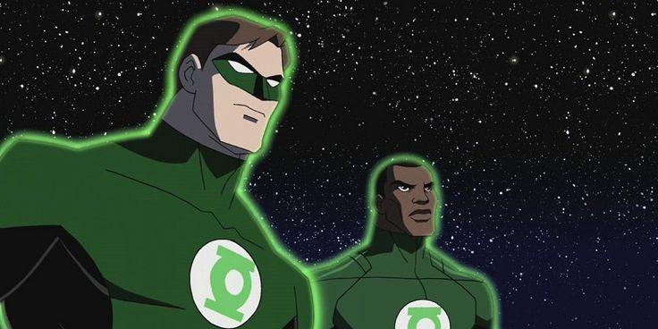 Hal Jordan and John Stewart Green Lantern Rumor: Reboot to Star Multiple Human Lanterns