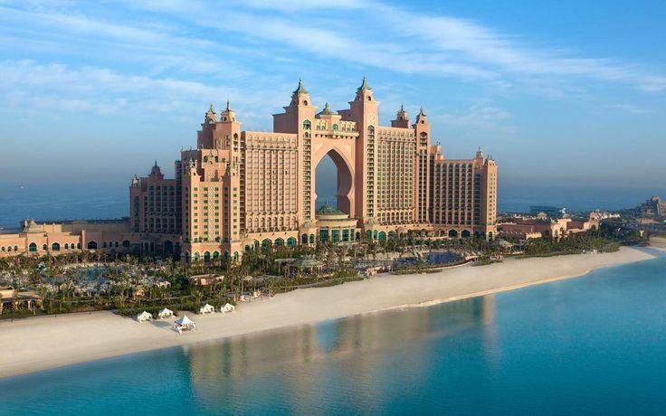 Atlantis The Palm Dubai - Massive in scale and incredibly intricate in design