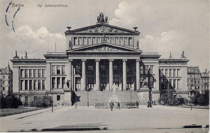 Germany - Berlin, Kgi, Schauspielhaus (Knacksted & Nather)