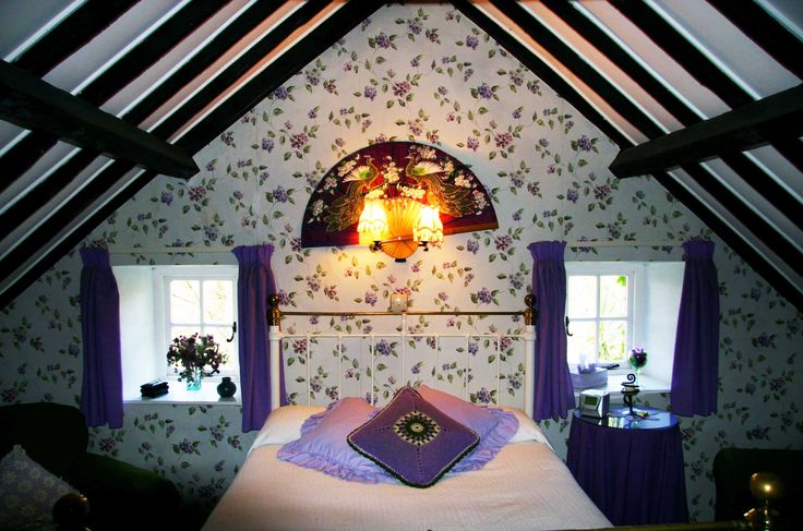 Stay at Cullintra House, Inistioge, Ireland this #winter. #charming #small #hotels #rooms #roomdecor #travel #trips #ireland #hotelstay