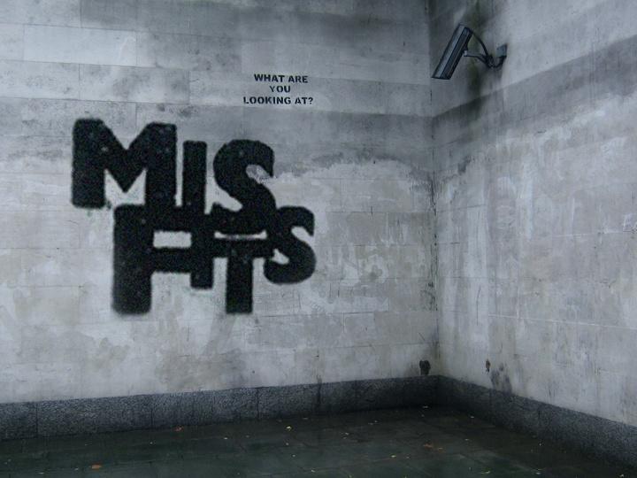 Our latest blog! #design #tv #misfits
