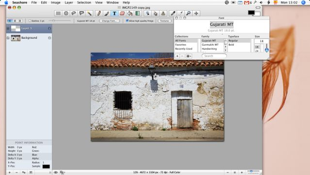 Check Out Seashore, a Free Photo Editor for Mac