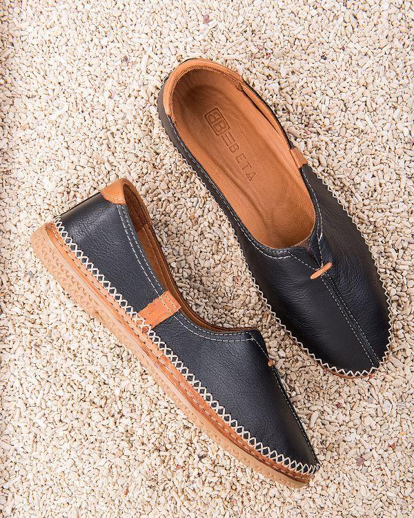 de6a207436169 Beta Deri Kadın Ayakkabı-Siyah - BETA | Kadın - Bayan Ayakkabı Modelleri