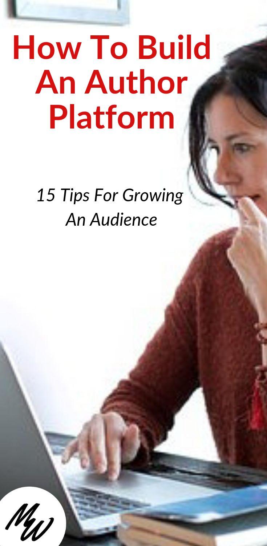 15 Effortless Tips I Wish I Knew Before Building My Author Platform