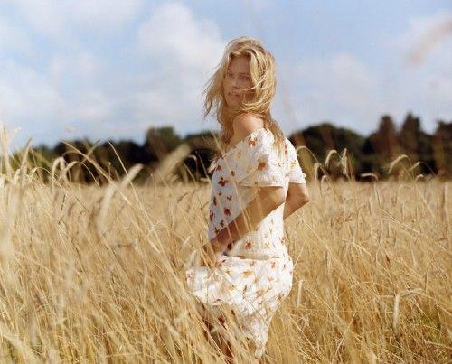 Bruce Weber Kate Moss Montauk