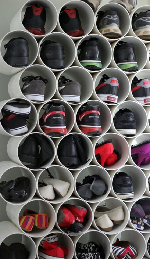 Diy Closet Organizing Ideas Amp Projects Fabulous Footwear