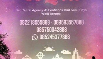 RENTAL MOBIL PONTIANAK MURAH CP 082218555888