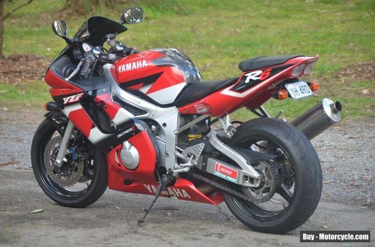 Yamaha YZF R6 2001 Model #yamaha #r6 #forsale #australia
