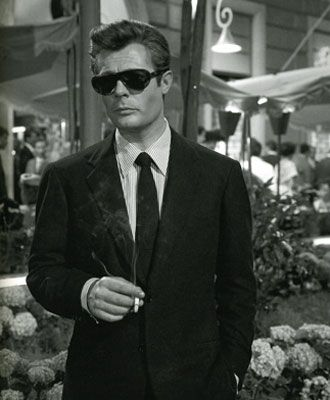 Marcello Mastroianni (1924-1996) - Italian actor