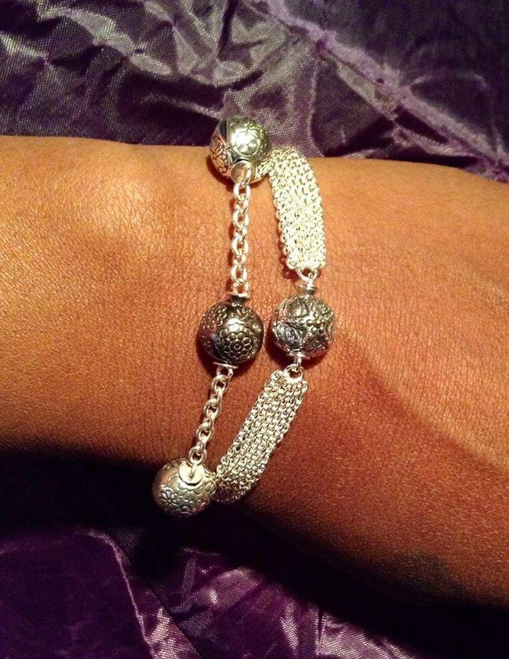 Pandora bracelets..