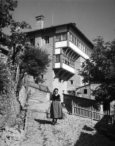 Αρχοντικό στο Μέτσοβο (1961)