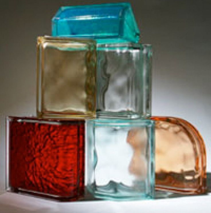 1000 images about glass block colored frosted on pinterest for Glass block options