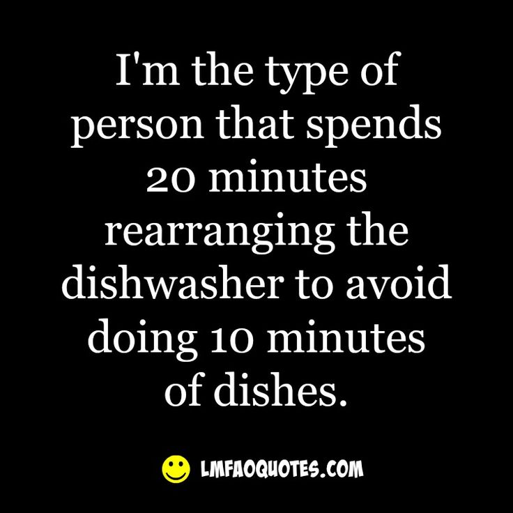 Funny Quote about Chores and Cleaning - Check us out at LMFAOQuotes.com!