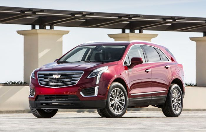 The Redesigned 2018 Cadillac XT7, More Desirable 3-Row SUV