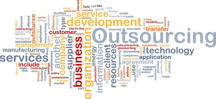 OUTSOURCING - Carinne Bird Blog