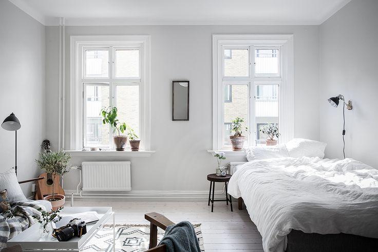 White studio apartment                                                       …