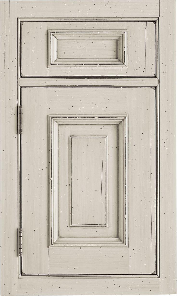 Pavilion Raised | Wood Mode | Fine Custom Cabinetry
