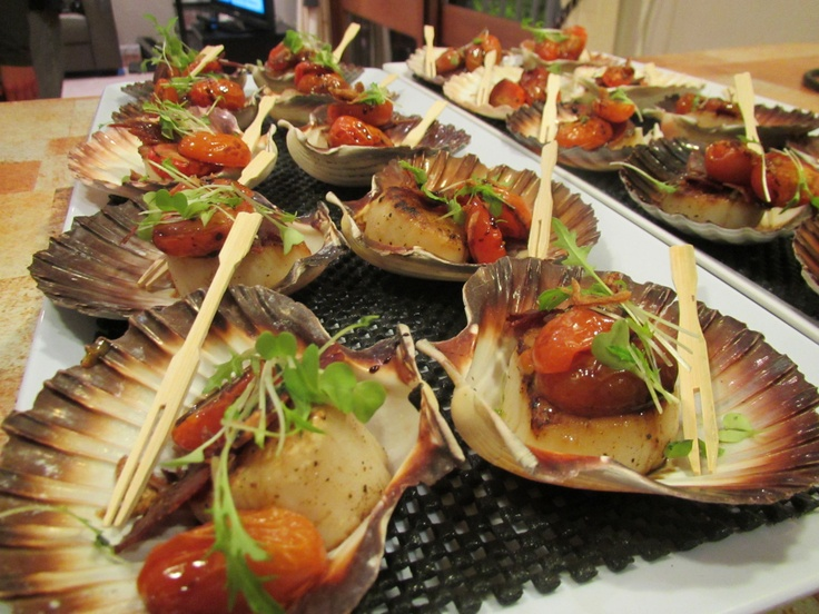 59 best canap s images on pinterest appetizers party for Buy canape shells