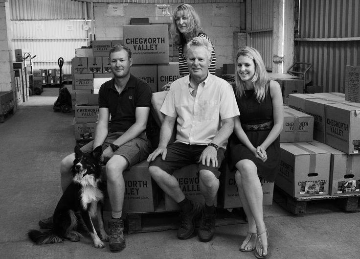 The Chegworth Valley family #baxterstorey #food #fresh #love #team #local