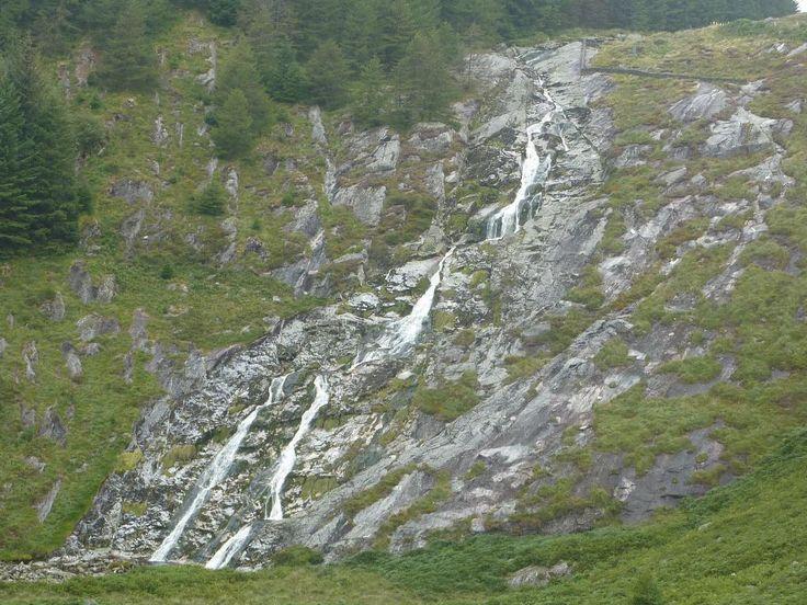 Glenmacnass Waterfall - Laragh, Ireland
