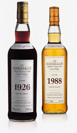 Add The Macallan Fine and Rare to your collection, there are only a small number of bottles released each year || Fine and Rare Bottle
