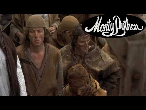 Witch Village - Monty Python and the Holy Grail - YouTube