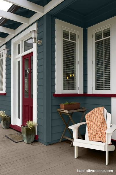 exterior colour schemes nz - Google Search
