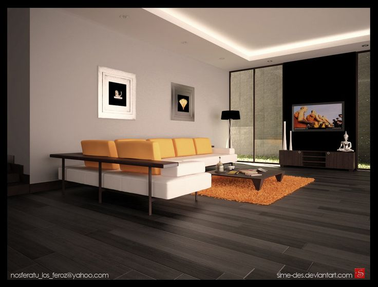 Living Room for Zen by SiMe-dEs.deviantart.com on @deviantART
