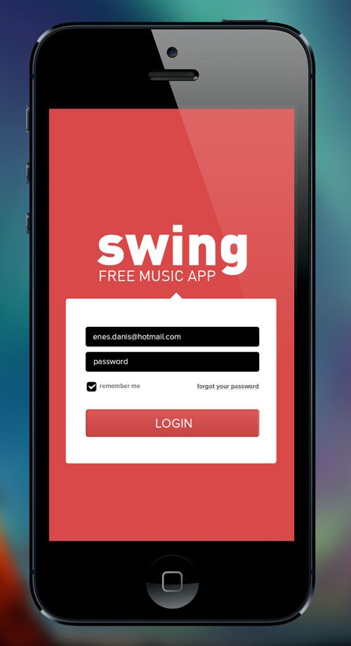 50 Beautiful Mobile UI Design with Amazing User Experience | Inspiration | Graphic Design Junction