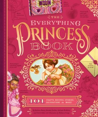 See The everything princess book in the library catalogue.