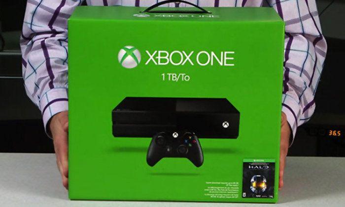 Xbox One : la console 1To une manette avec 4 jeux (dont The Division et Black Ops 3) pour moins...