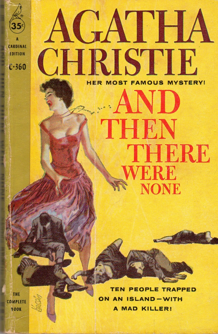 and then there were none theme essay In the agatha christie thriller, 'and then there were none', the setting of the story is as important as the characters in this lesson, we will.