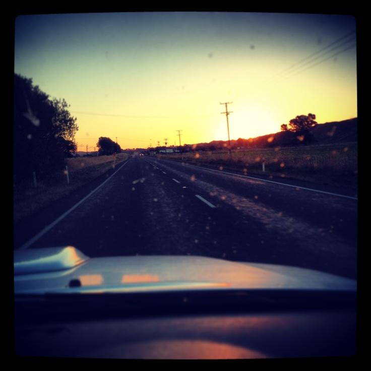 Sunset Drive.