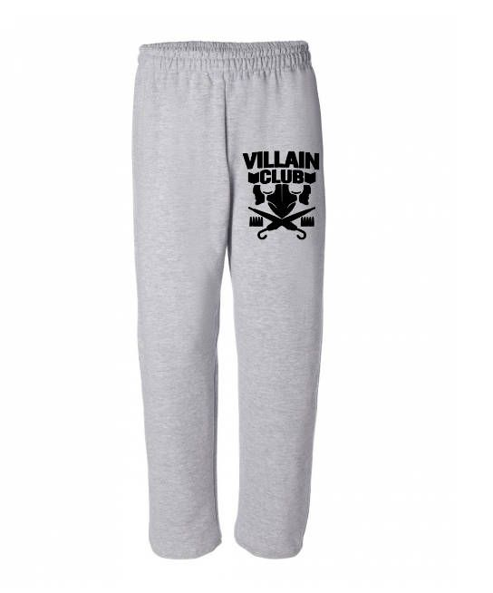 Squared Circle Villain Club Marty Scurll WWE Sweatpants