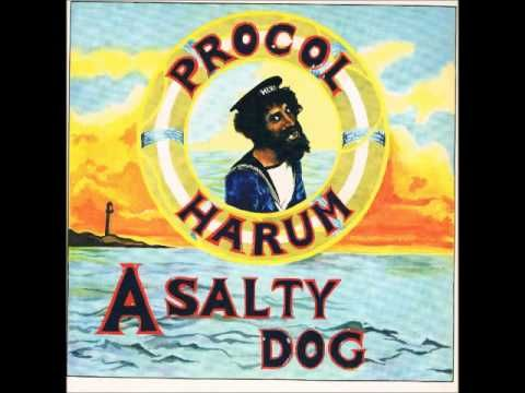 ▶ Procol Harum - A Salty Dog [Full studio LP, 1969] - Tracklist: 1.- A Salty Dog 2.- The Milk of Human Kindness  3.- Too Much Between Us 4.- The Devil Came From Kansas 5.- Boredom 6.- Juicy John Pink 7.- Wreck Of The Hesperus 8.- All This And More 9.- Crucifiction Lane 10.-  Pilgrim's Progress : Bonus tracks: 11.- Long Gone Geek  12.- McGreggor