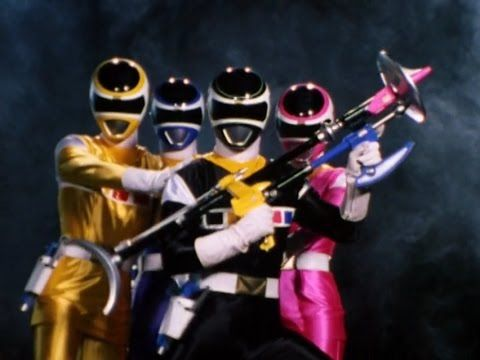 Top 10 Power Ranger Cannons/Blasters