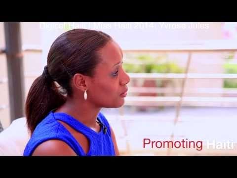 Yvrose Jules, Digicel Haiti | Miss Haiti 2014