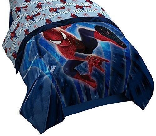 NEW! MARVEL ~ AMAZING SPIDERMAN 2 ~ Twin 3 Pc Sheet Set Spider-man #Marvel