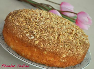 Pembe Tatlar: Kremalı Kek