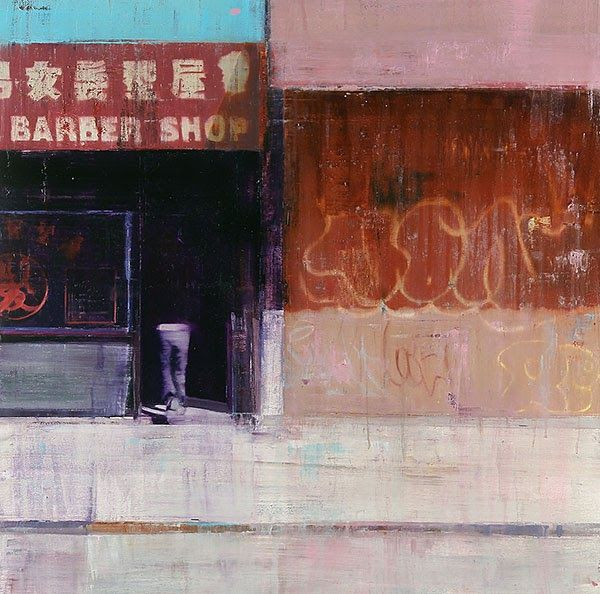 Faith is Torment | Art and Design Blog: Twenty-Four in New York: Paintings by Brett Amory