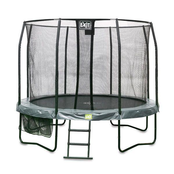 Täydellinen trampoliinipaketti lapsille - Exit Jumparena 4,3m