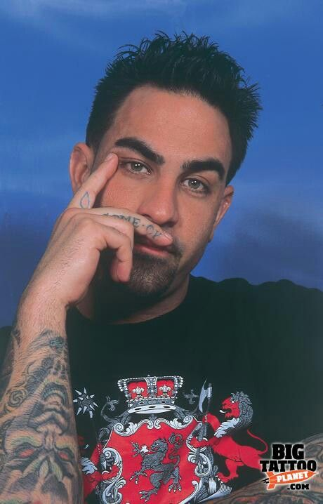 Chris nunez  inkmaster miami ink