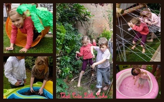 """Photo 3 of 11: We're Going on a Bear Hunt / Birthday """"We're Going on a Bear Hunt party"""" 