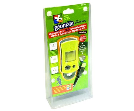Geomate Jr. 2.0 Geocaching GPS Combo Kit by Brand 44 Colorado - $95.95 Eefke would love this!!!