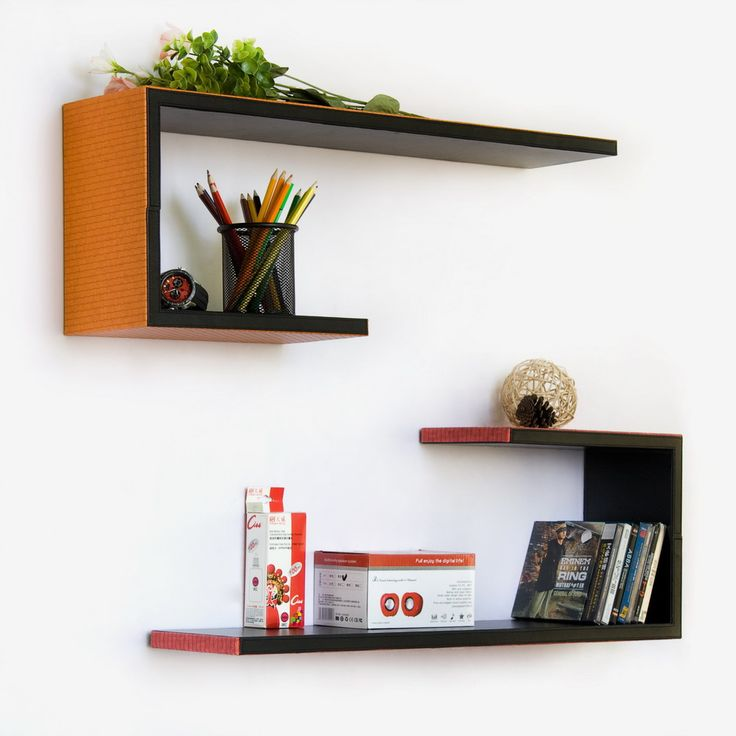floating wall shelves - Google Search