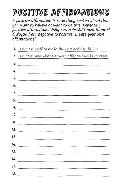 How to Write Affirmations That Really Work!